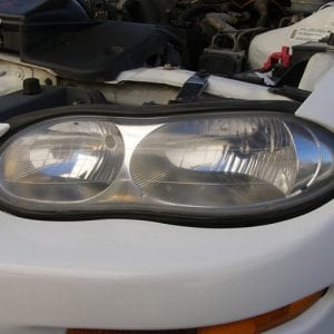 Headlight service